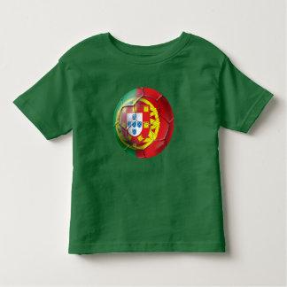 Bola de Selecção DAS Quinas Fuetbol Camiseta Infantil