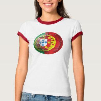Bola de Selecção DAS Quinas Fuetbol Tshirt