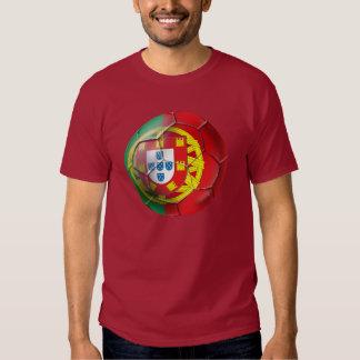 Bola de Selecção DAS Quinas Fuetbol Tshirts