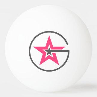 Bola de três estrelas de Pong do sibilo do poder