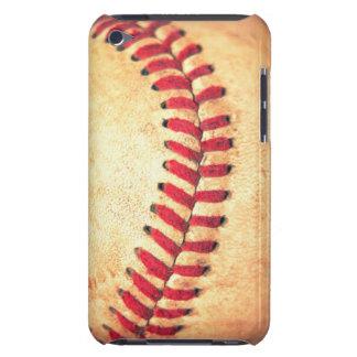Bola do basebol do vintage capa para iPod touch