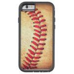 Bola do basebol do vintage capa tough xtreme para iPhone 6