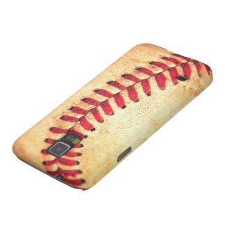 Bola do basebol do vintage capinhas galaxy s5