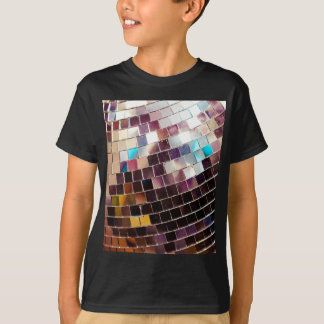 Bola do disco t-shirt