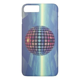 Bola do espelho capa iPhone 7 plus