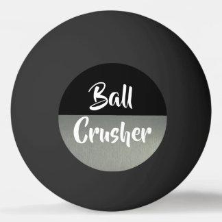 Bola do jogador de Pong do sibilo do triturador da