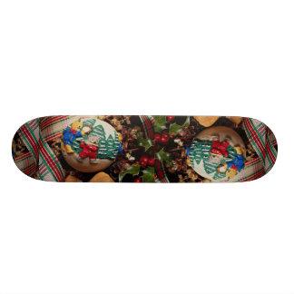 Bola do Natal da criança original Skates