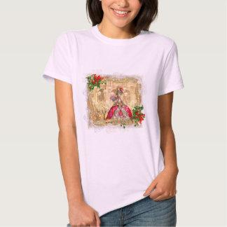 Bola do Natal de Marie Antoinette Camiseta
