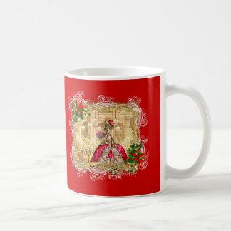 Bola do Natal de Marie Antoinette Caneca