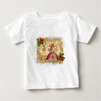 Bola do Natal de Marie Antoinette T-shirts