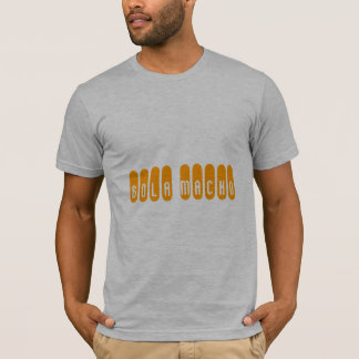 Bola Macho Camiseta