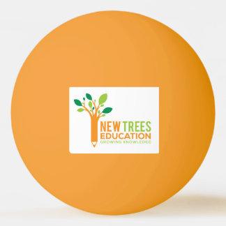 Bola nova das árvores de Pong do sibilo