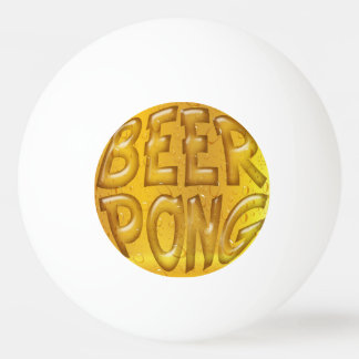 BOLA PARA PING PONG