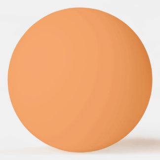 Bola Para Ping Pong Alaranjado