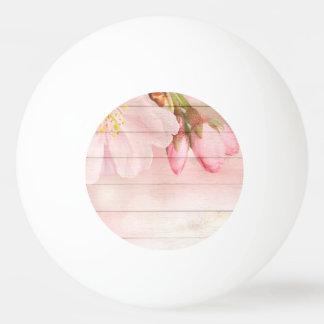 Bola Para Ping-pong Flor de cerejeira