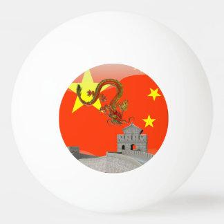 Bola Para Ping-pong Grande Muralha de China