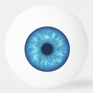 Bola Para Ping-pong olhos azuis