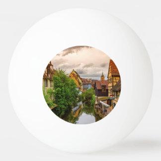 Bola Para Ping Pong Pouca Veneza, pequeno Venise, em Colmar, France