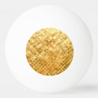 Bola Para Ping-pong Tabuleiro de damas do ouro de Falln