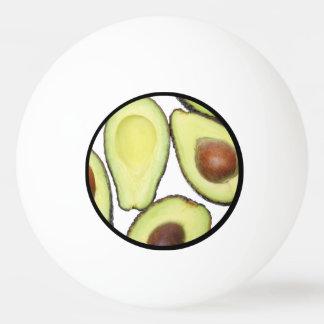 Bola Para Ping Pong Teste padrão do abacate