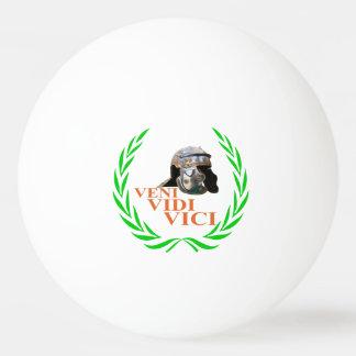 Bola Para Ping-pong Veni Vidi Vici