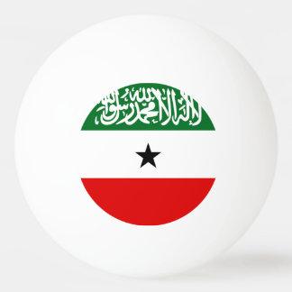 Bola Para Tênis De Mesa Bandeira de Somaliland