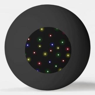 Bola Para Tênis De Mesa Design da luz da noite