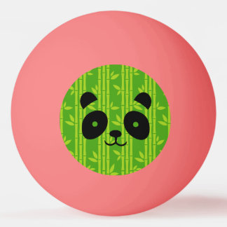 Bola Para Tênis De Mesa panda_bamboo
