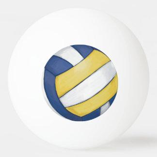 Bola Para Tênis De Mesa Voleibol