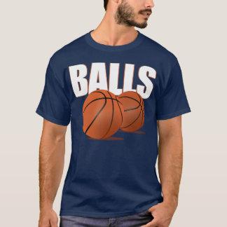 BOLAS - basquetebol Camiseta