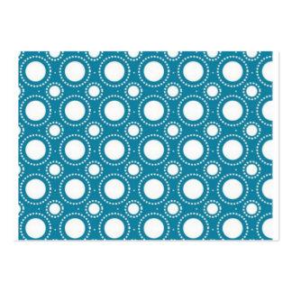 bolas de COM do padrão Modelo De Cartões De Visita