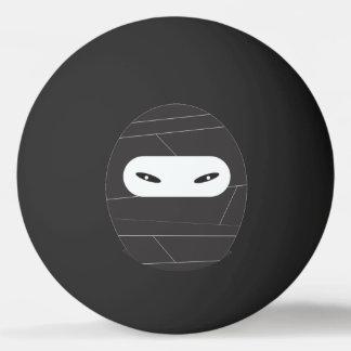 Bolas pretas de Pong Ninja do sibilo