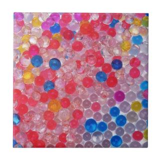 bolas transparentes da água