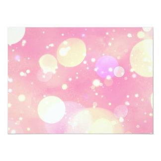 Bolhas cor-de-rosa Sparkling
