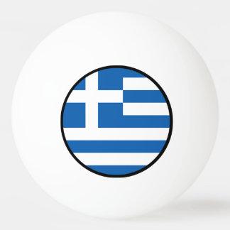 Bolinha De Ping Pong Bandeira da piscina, grega