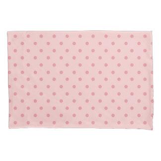 Bolinhas cor-de-rosa preciosas