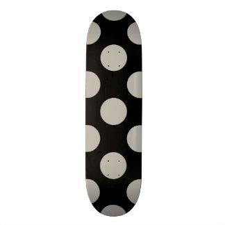 Bolinhas de alumínio shape de skate 20,6cm