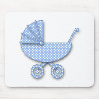 bolinhas do bebé mouse pad