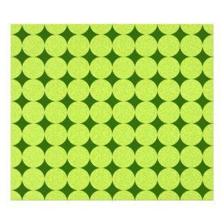 Bolinhas e ilusão Diamante-Óptica Impressão De Foto