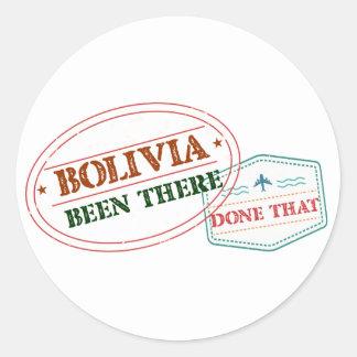 Bolívia feito lá isso adesivo