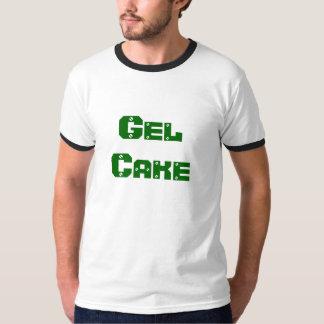 Bolo do gel t-shirts