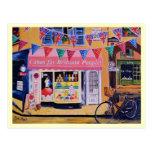 Bolos para pessoas brilhantes cartões postais