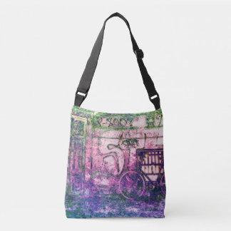 Bolsa Ajustável A arte #6 dos grafites toda sobre - imprima o saco