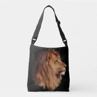 Bolsa Ajustável A cabeça de um leão