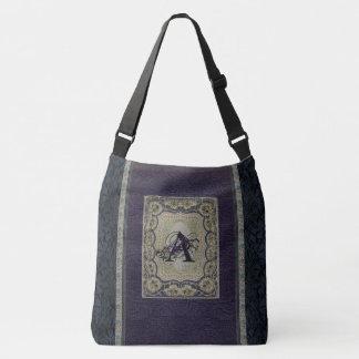 Bolsa Ajustável A capa do livro rústica ensaca o Victorian