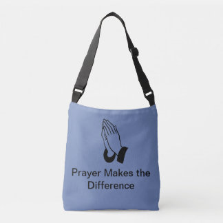 Bolsa Ajustável A oração faz a diferença