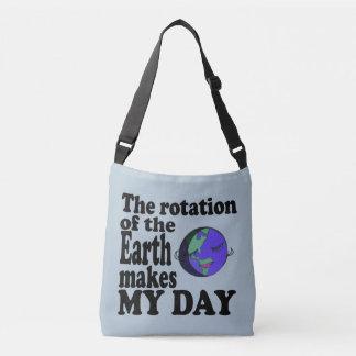 Bolsa Ajustável A rotação da terra faz meu dia