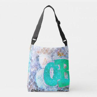 Bolsa Ajustável A rua Pastel #17 toda sobre - imprima o saco para