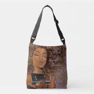 Bolsa Ajustável A sacola virtuoso da mulher