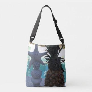 Bolsa Ajustável Abacaxi e estrela do mar
